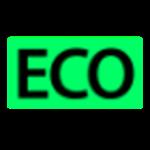 נורית חיווי ECO בדגמי מיצובישי
