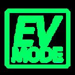 נורית חיווי EV MODE בדגמי מיצובישי